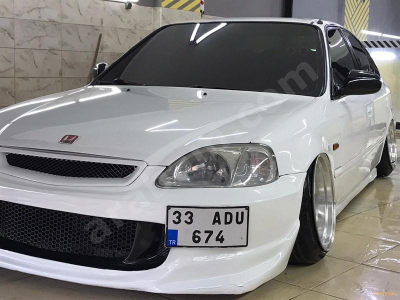 Sahibinden Honda Civic 1.6 Es 2000 Model şanlıurfa 210.000 Km -