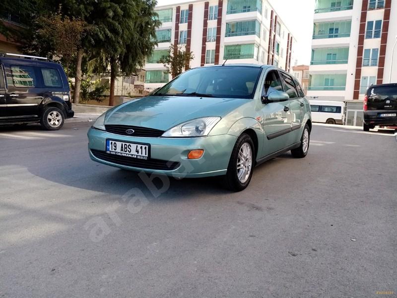 Sahibinden Ford Focus 1.6 Ghia 1999 Model çorum 215.000 Km -