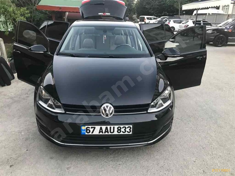 Sahibinden Volkswagen Golf 1.2 Tsi Comfortline 2014 Model Düzce 68.000 Km -