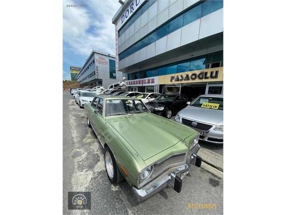 PAŞAOĞLUNDAN 1974 MODEL DODGE DART V8 KOLDAN OTOMATİK VİTES