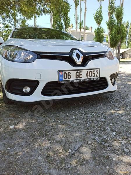 Sahibinden Renault Fluence 1.5 Dci Touch Plus 2014 Model Van 210.000 Km -
