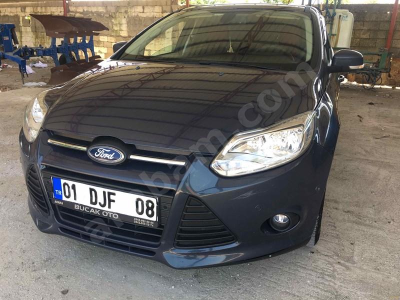 Sahibinden Ford Focus 1.6 Tdci Style 2014 Model Adana 108.000 Km -
