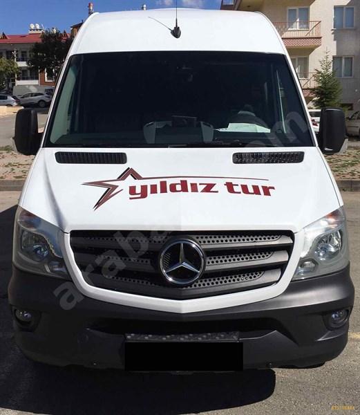 Sahibinden Mercedes - Benz Sprinter 316 Cdi 2016 Model Sivas 65.000 Km Beyaz