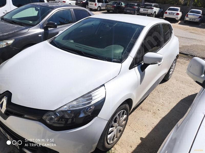 Galeriden Renault Clio 1.2 Joy 2014 Model Mardin 35.000 Km Beyaz