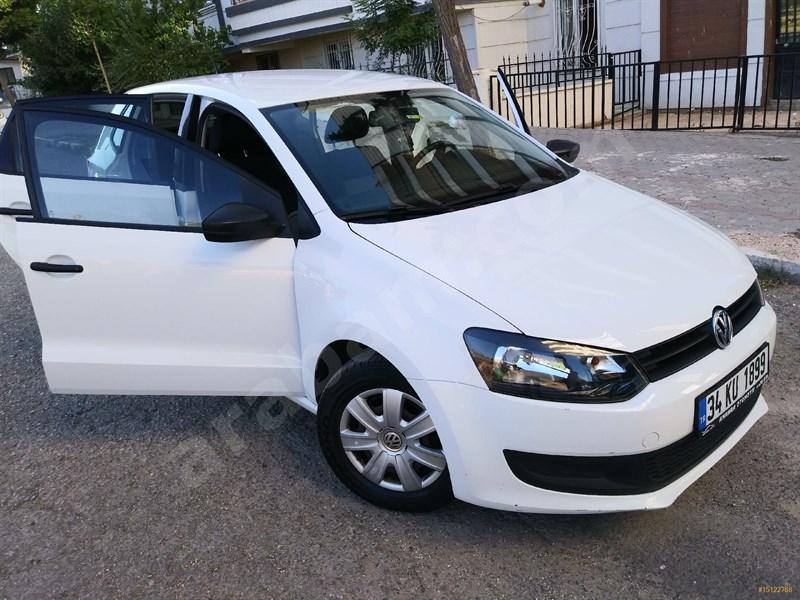 Sahibinden Volkswagen Polo 1.2 Tdi Trendline 2014 Model şanlıurfa 85.000 Km -