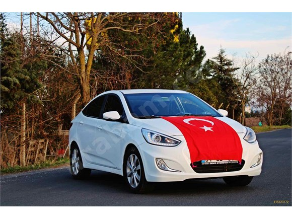 Sahibinden Hyundai Accent Blue 1.6 CRDI Prime 2014 Model