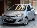 DEĞİŞENSİZ ORJNAL BAKIMLI 2013 DİZEL Hyundai i20 JUMP+90BG+6 Vts