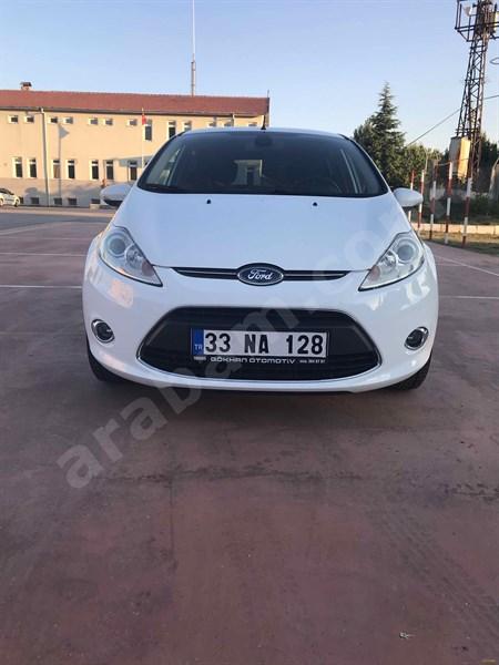 Sahibinden Ford Fiesta 1.4 Titanium 2012 Model Uşak 46.000 Km -