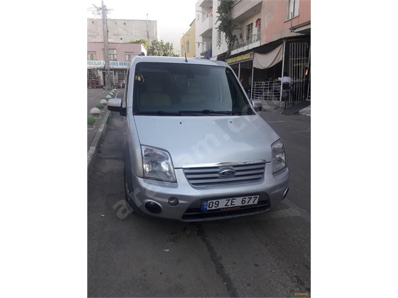 Sahibinden Ford Tourneo Connect 90PS 2013 Model silver