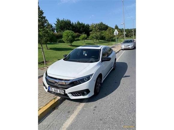 Sahibinden Honda Civic 1.6 Elegance 2017 Model