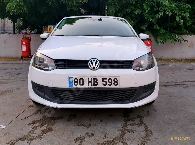 Sahibinden Volkswagen Polo 1.2 Tdi Trendline 2012 Model Osmaniye 177.000 Km Beyaz