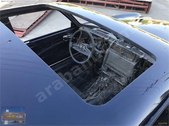 1986 JAGUAR XJ 4.2 V6(Vefat sebebiyle yarım kalmış proje aracı)