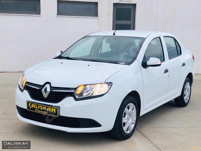 Galeriden Renault Symbol 1.5 Dci Joy 2015 Model Denizli 69.000 Km Beyaz