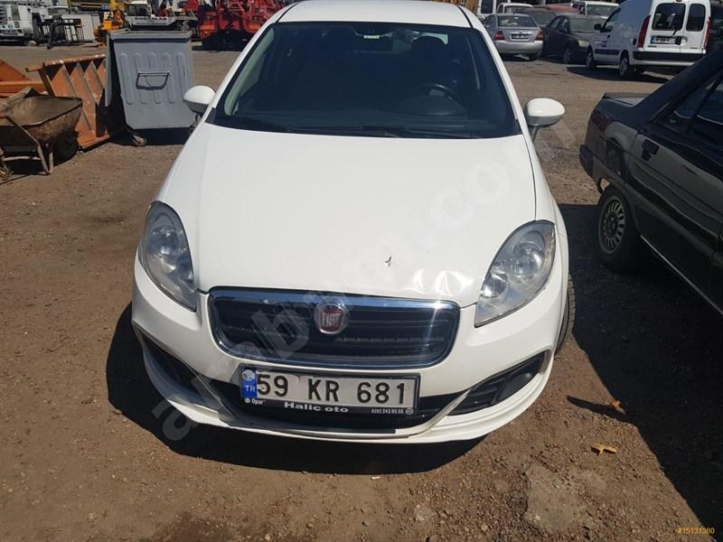 Sahibinden Fiat Linea 1.3 Multijet Easy 2013 Model Tekirdağ 127.000 Km Beyaz