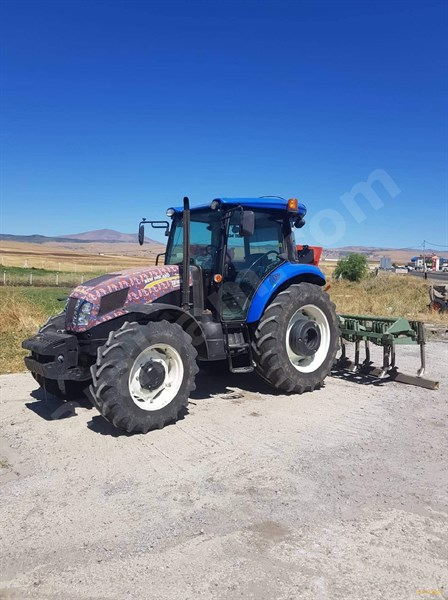 Sahibinden New Holland 2016 Model Elazığ