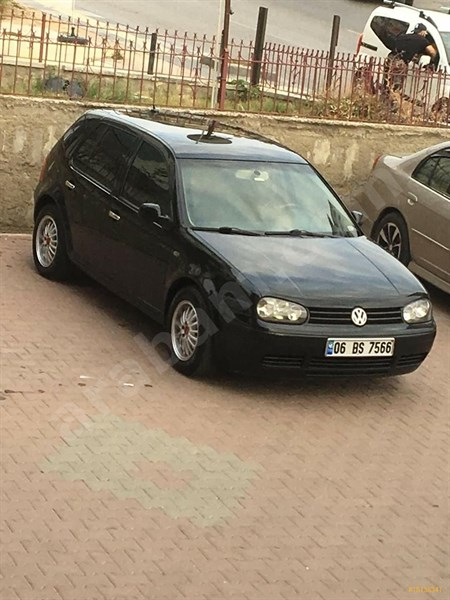 Sahibinden Volkswagen Golf 1.6 Comfortline 2003 Model Ankara 285.000 Km -