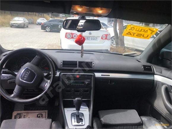 Sahibinden Audi A4 Sedan 2.0 TFSI Quattro 2006 Model