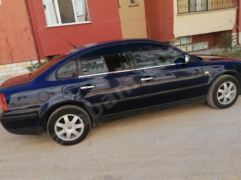 Sahibinden Volkswagen Passat 1.9 Tdi Trendline 2000 Model Karaman 397.000 Km Bordo