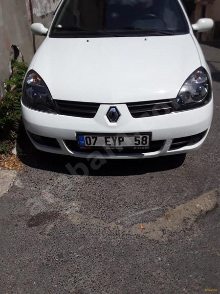 Sahibinden Renault Symbol 1.5 Dci Authentique 2009 Model İstanbul 211.900 Km Beyaz