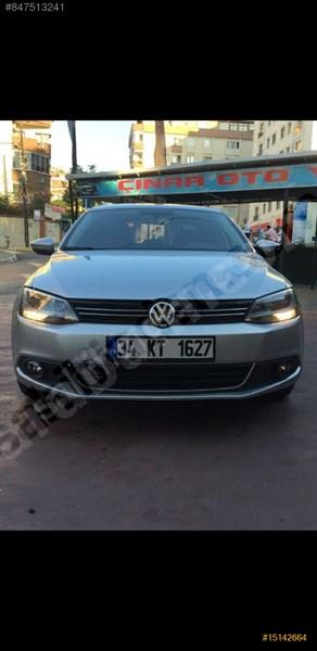 Sahibinden Volkswagen Jetta 1.6 Tdi Trendline 2013 Model İstanbul 198.500 Km Gri