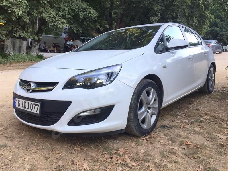 Sahibinden Opel Astra 1.3 Cdti Edition 2012 Model Bursa 260.000 Km Beyaz