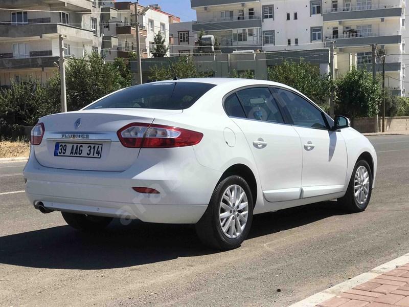 Sahibinden Renault Fluence 1.5 Dci Touch 2016 Model şanlıurfa 69.000 Km Beyaz