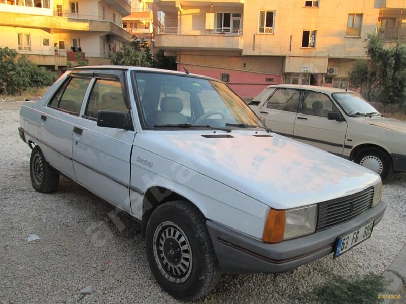 Galeriden Renault R 9 1.4 Broadway 1993 Model şanlıurfa 220.000 Km Beyaz