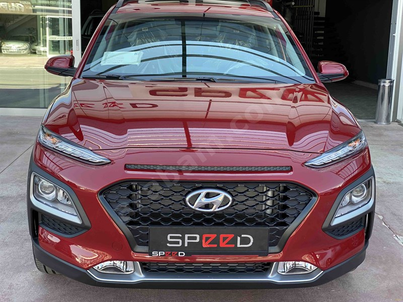 Galeriden Hyundai Kona 1.6 Crdi Elite Smart 2020 Model Ankara 0 Km Bordo