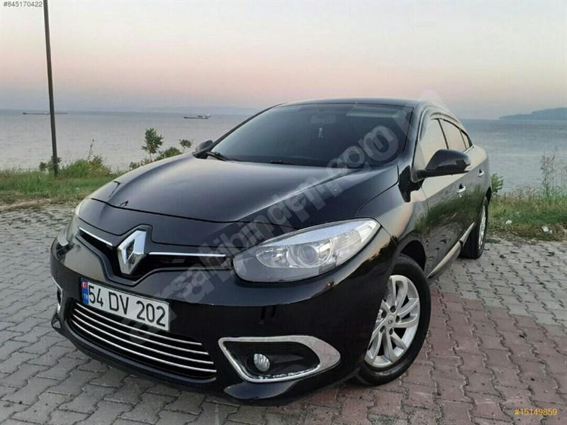 Sahibinden Renault Fluence 1.5 Dci Touch Plus 2013 Model Tekirdağ 174.000 Km Siyah