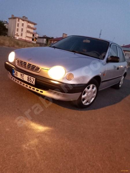 Sahibinden Toyota Corolla 1.6 Terra 2000 Model Sivas 208.000 Km -