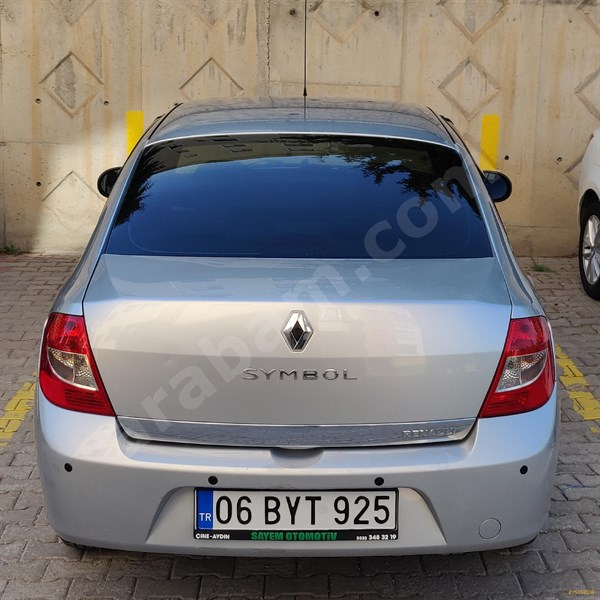 Sahibinden Renault Symbol 1.4 Expression 2010 Model Ankara 79.450 Km -