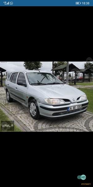 Sahibinden Renault Megane 1.6 Rna 1999 Model İstanbul 262.000 Km -