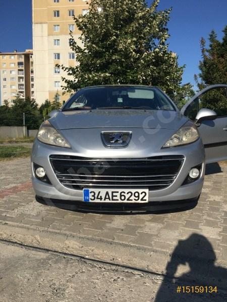 Sahibinden Peugeot 207 1.4 Hdi Trendy 2011 Model Tekirdağ 215.000 Km Gri (gümüş)