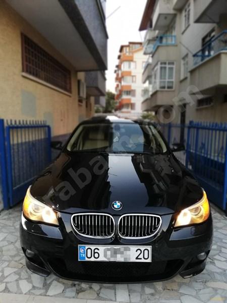 Sahibinden Bmw 5 Serisi 520d Premium 2009 Model Ankara 273.000 Km -