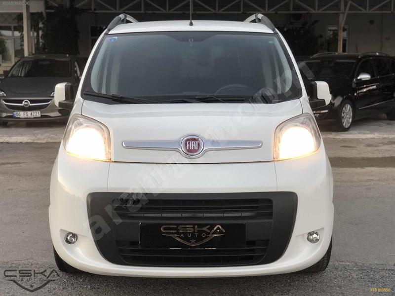 Galeriden Fiat Fiorino Combi 1.3 Multijet Emotion 2013 Model Malatya 139.000 Km Beyaz
