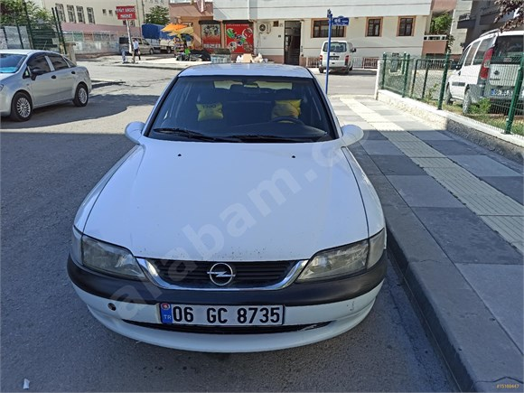 Sahibinden Opel Vectra 2 0 Gls 1997 Model Ankara 230 500 Km Beyaz 15169447 Arabam Com