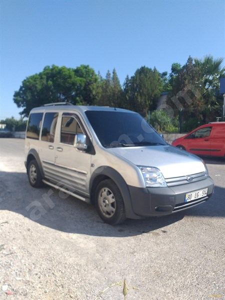 Sahibinden Ford Tourneo Connect 75ps 2007 Model Ankara 163.200 Km -