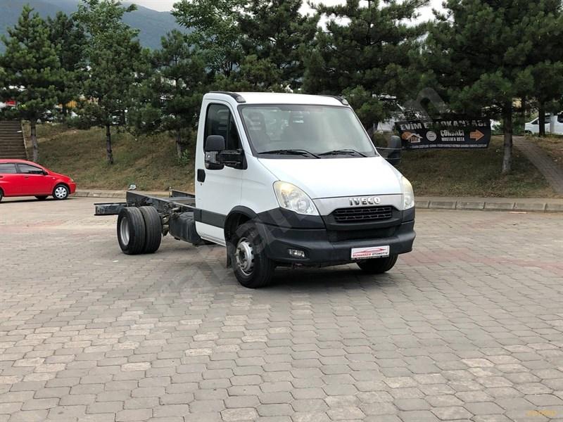 Galeriden Iveco - Otoyol 70 15 3750 2012 Model Bursa 225.000 Km Beyaz