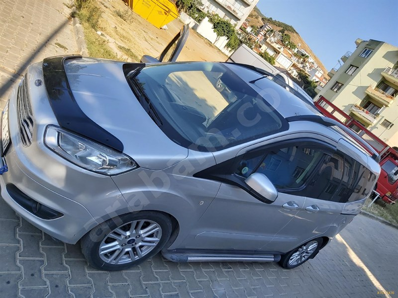 Sahibinden Ford Tourneo Courier 1.6 Tdci Titanium Plus 2016 Model İzmir 55.000 Km -