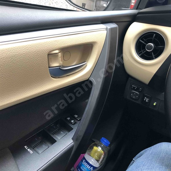 Sahibinden Toyota Corolla 1.6 Advance 2018 Model İstanbul 15.200 Km Beyaz