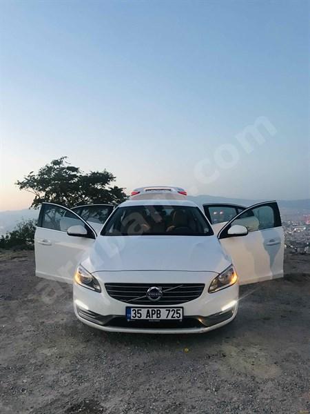 Sahibinden Volvo S60 1.6 D Premium 2014 Model Mardin 165.000 Km Beyaz