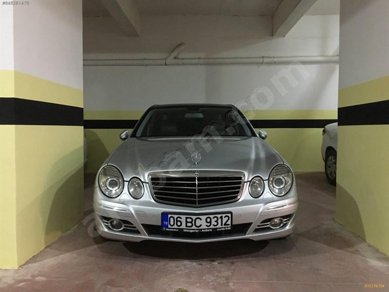 Sahibinden Mercedes - Benz E 200 Kompressor Avantgarde 2007 Model Adana 143.000 Km Gri