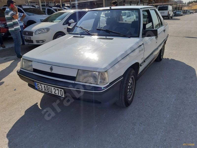 Galeriden Renault R 9 1.4 Broadway 1995 Model şanlıurfa 250.000 Km Beyaz