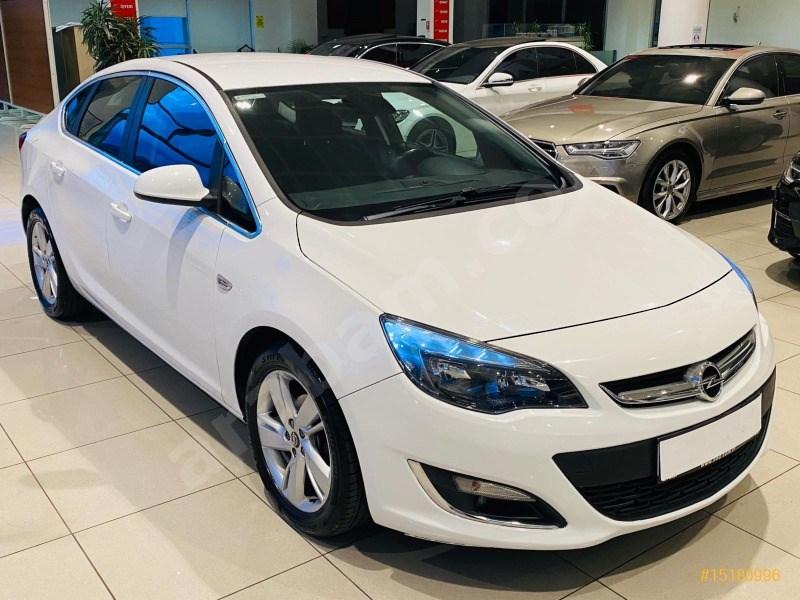 Galeriden Opel Astra 1.3 Cdti Sport 2013 Model Samsun 73.694 Km Beyaz