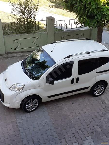 Sahibinden Fiat Fiorino Combi 1.3 Multijet Active 2012 Model İstanbul 175.456 Km Beyaz