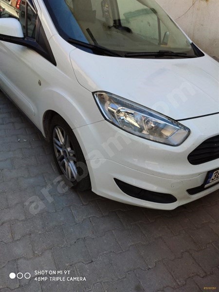 Sahibinden Ford Tourneo Courier 1.6 Tdci Titanium Plus 2014 Model Kayseri 60.000 Km -