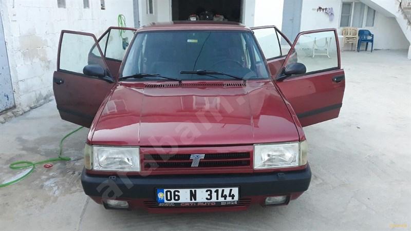 Sahibinden Tofaş Doğan L 1988 Model Gaziantep 250.000 Km Bordo