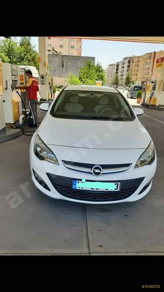 Sahibinden Opel Astra 1.6 Edition Plus 2017 Model Mardin 33.000 Km -