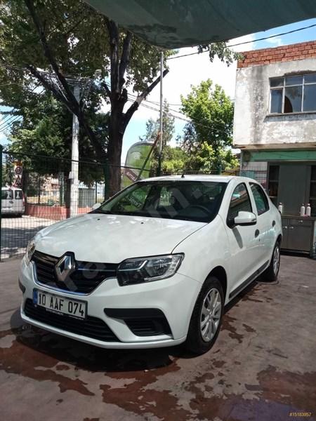 Sahibinden Renault Symbol 1.5 Dci Joy 2017 Model Bursa 40.000 Km Beyaz