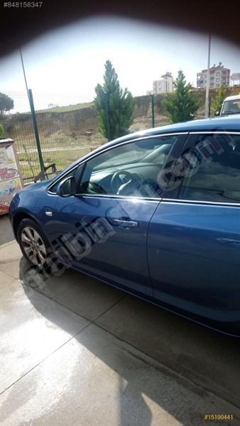 Sahibinden Opel Astra 1.6 Edition Plus 2016 Model Mersin 37.000 Km Mavi